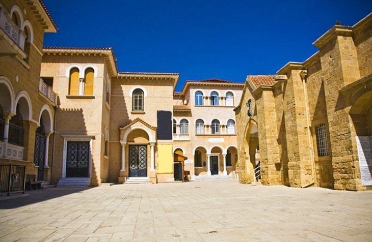 Kıbrıs Gezilecek Yerler Part2 Lefkoşa Surlar İçi